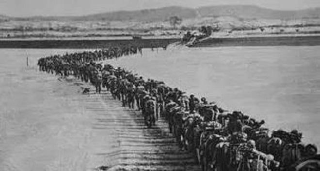 长津湖战役背后中美钢铁力量大比拼